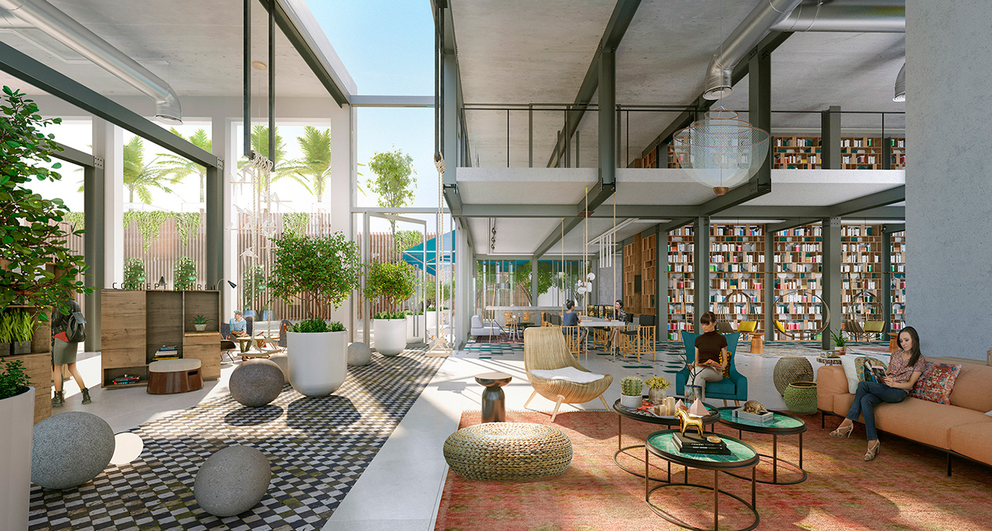 Collective 2.0 Apartments by Emaar amenities